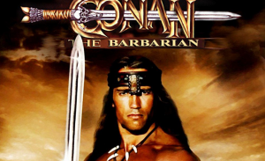 Conan the Barbarian serie