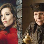 Games Of Thrones-actrice en Bond-girl Diana Rigg overleden