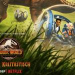 Nieuwe trailer voor Jurassic World: Kamp Krijtastisch