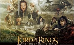 The Lord Of The Rings pathe