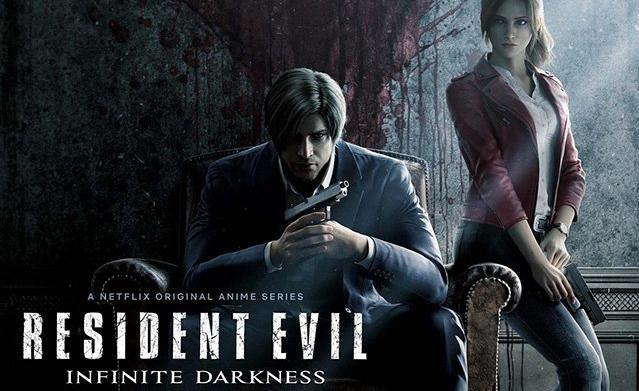Resident EviResident Evil: Infinite Darknessl: Infinite Darkness