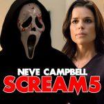 Neve Campbell keert terug voor Scream 5