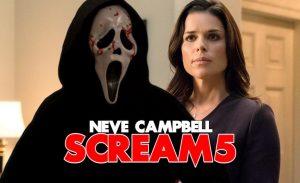 Neve Campbell Scream 5