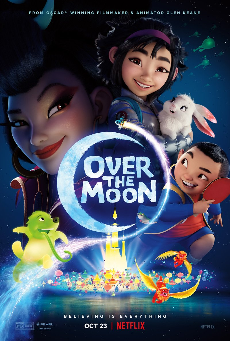 Over The Moon trailer