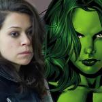 Tatiana Maslany hoofdrol in Disney+'s She-Hulk