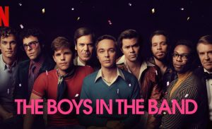 The Boys in the Band Netflix