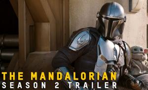 The Mandalorian seizoen 2 trailer