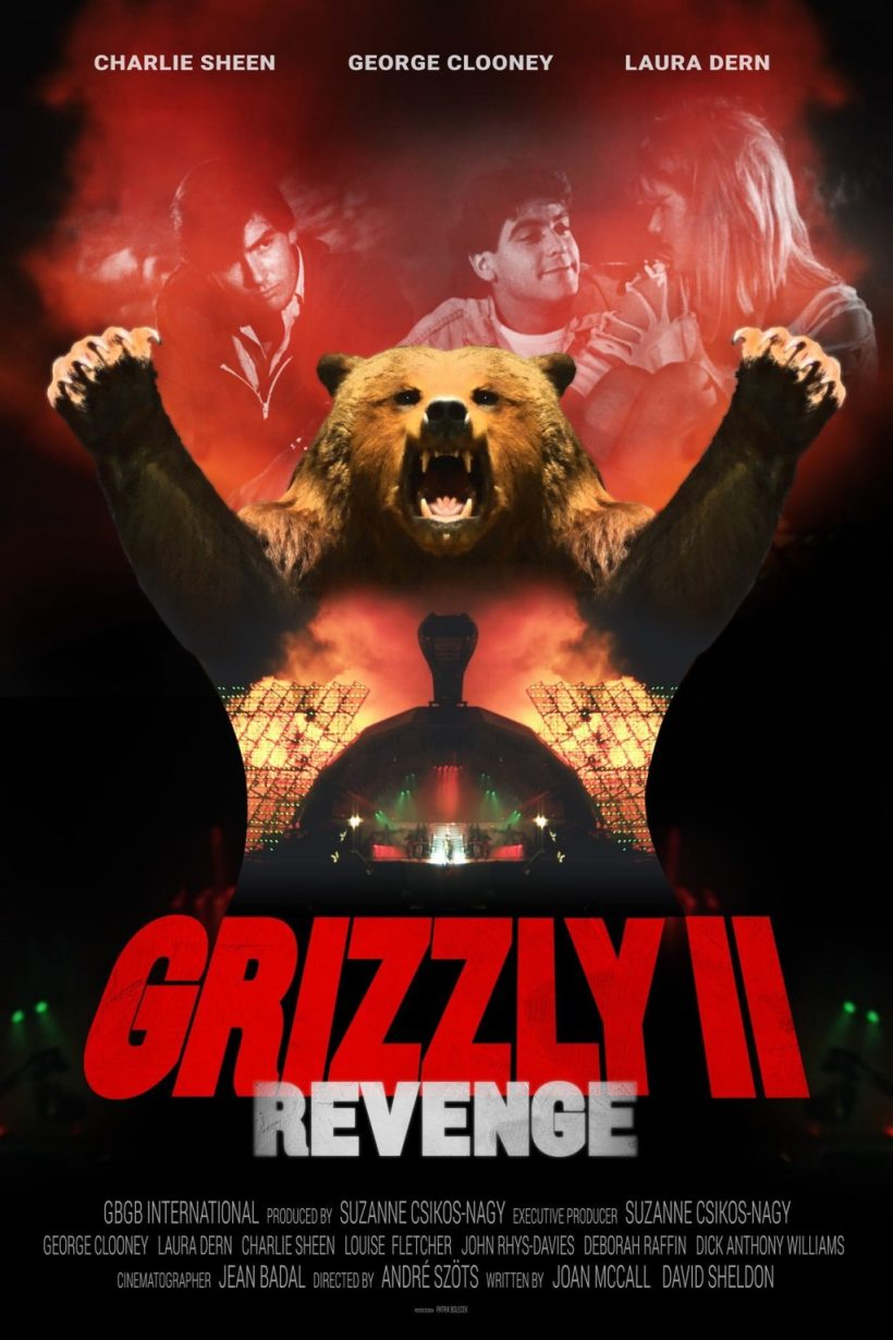 Grizzly 2 poster