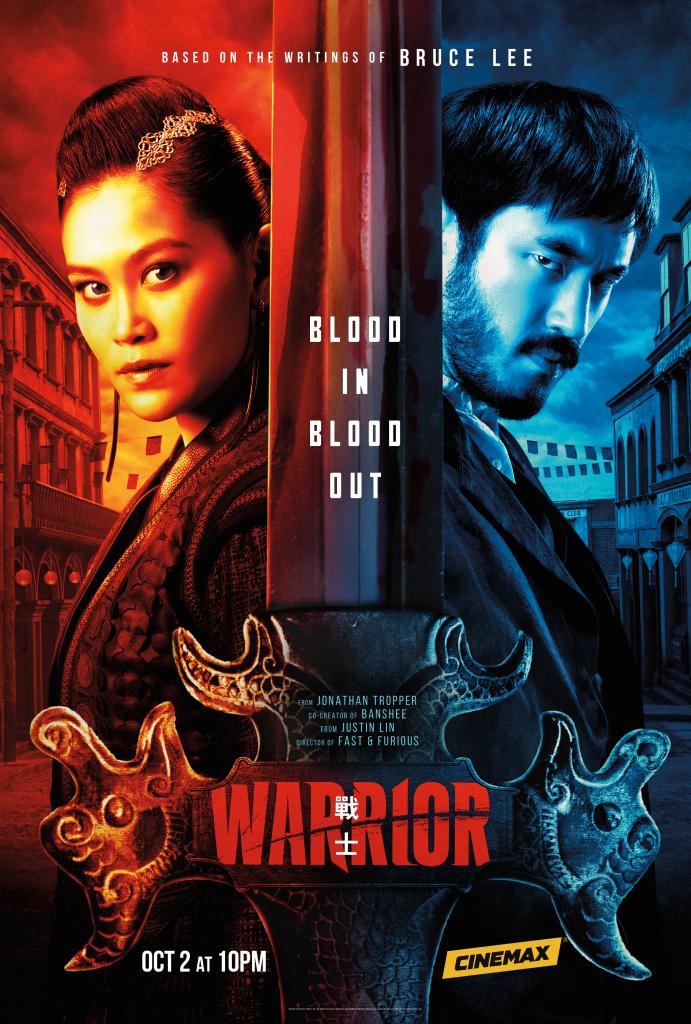 Warrior seizoen 2