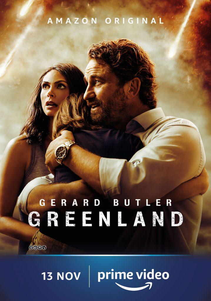 Greenland Amazon Prime