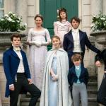 Netflix toont eerste beelden van romantische dramaserie Bridgerton