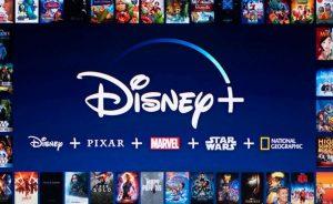 Disney streamen