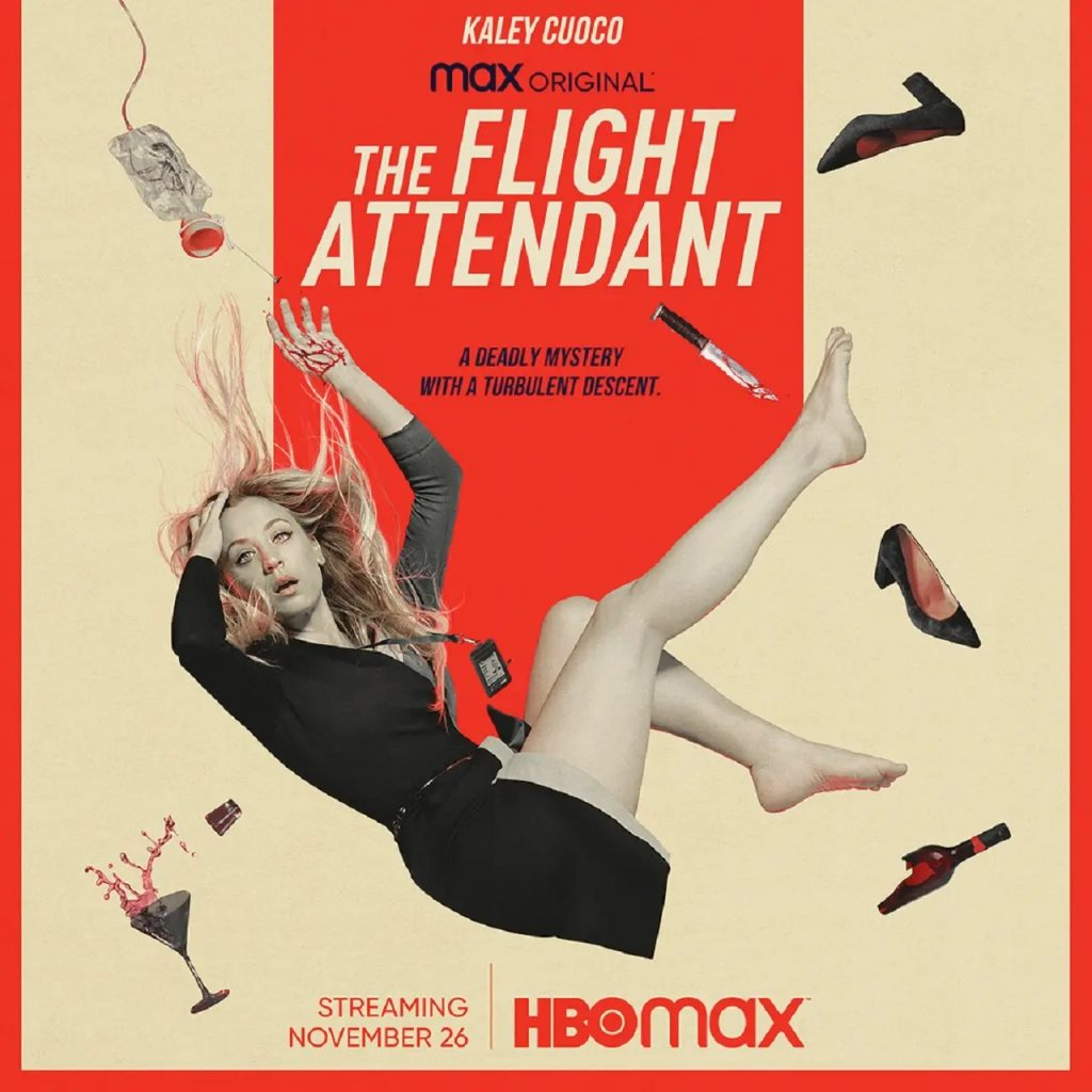 The Flight Attendant trailer