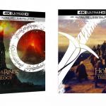 The Lord of the Rings en The Hobbit trilogieën verschijnen op 4K Ultra HD Blu-ray