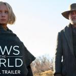 Nieuwe trailer en poster voor News of the World met Tom Hanks