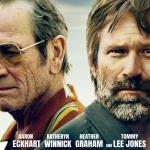 Trailer Wander met Aaron Eckhart & Tommy Lee Jones