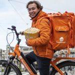 Pathé en Thuisbezorgd.nl starten samenwerking met Pathé Delivery