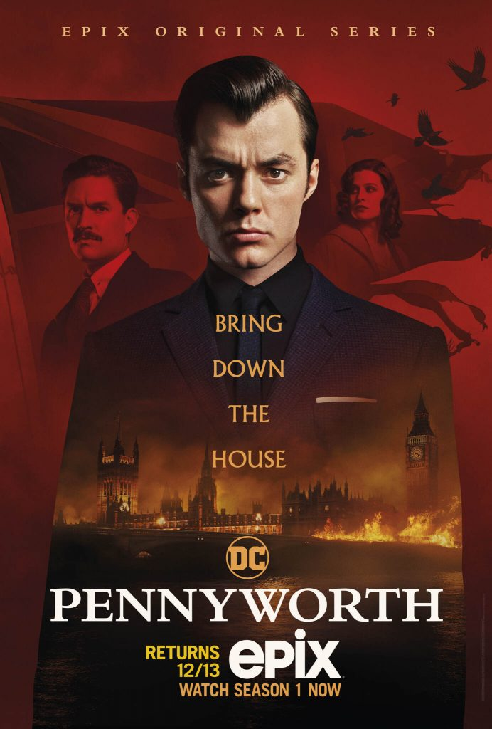 Pennyworth seizoen 2