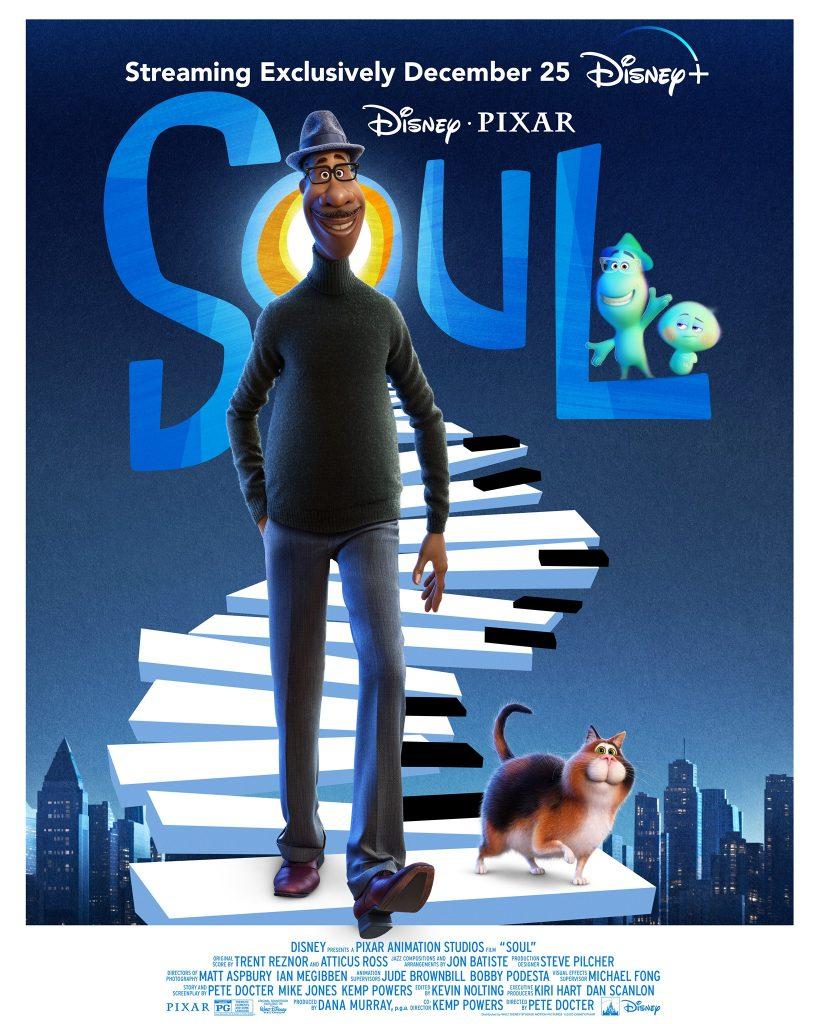 Soul Disney Plus