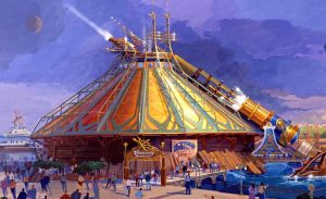 Space Mountain film