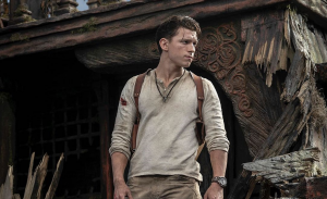 Tom Holland als Nathan Drake