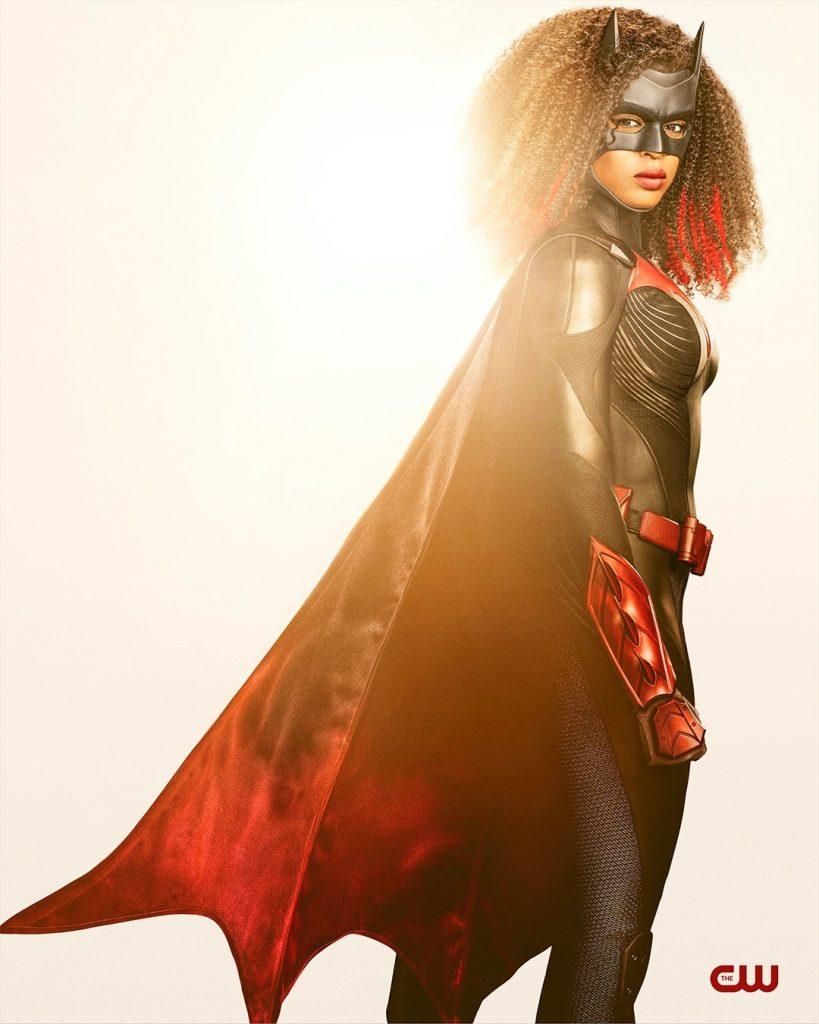 Javicia Leslie als Batwoman