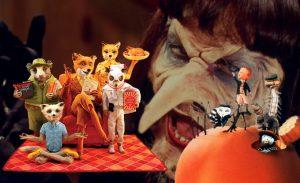 Roald Dahl films