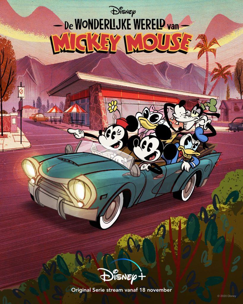 De Wonderlijke Wereld van Mickey Mouse