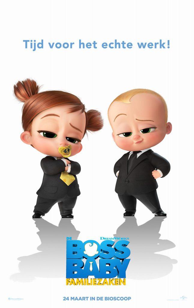 De Boss Baby Familiezaken