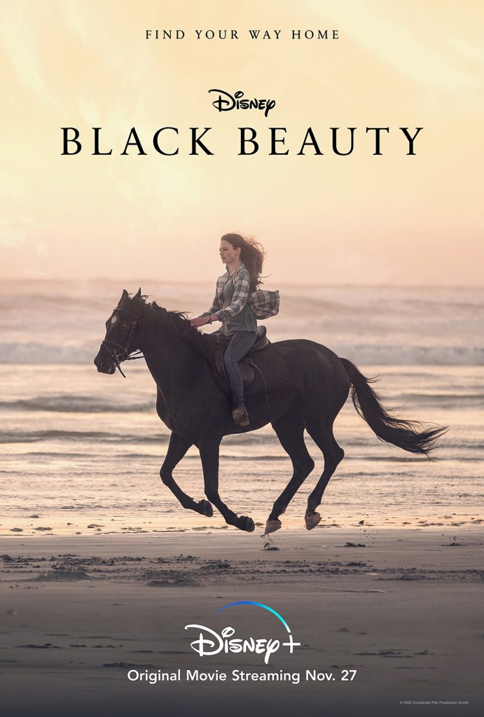 Black Beauty Disney Plus