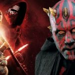 George Lucas wilde Darth Maul als schurk in Star Wars sequel trilogie