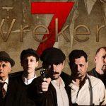 Recensie | De 7 Wrekers (Martijn Pijnenburg)