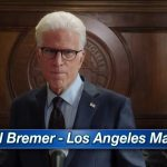Trailer voor sitcom Mr. Mayor met Ted Danson