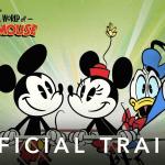 Trailer voor De Wonderlijke Wereld van Mickey Mouse!