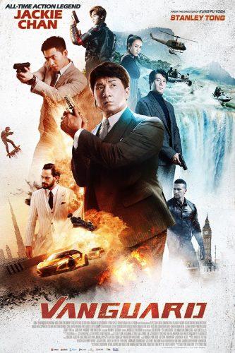 film Vanguard met actielegende Jackie Chan