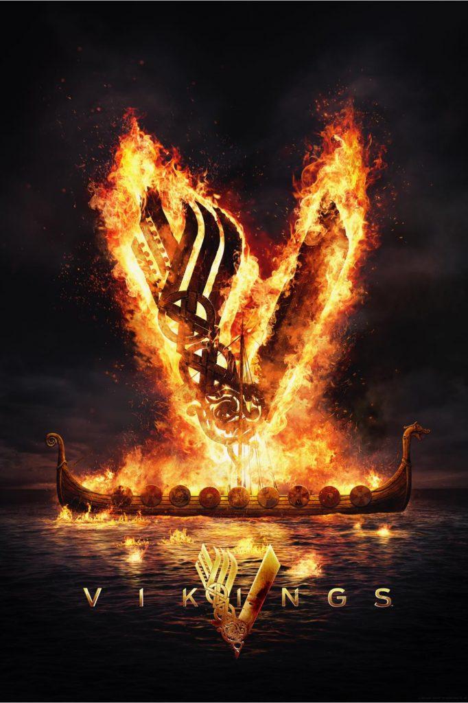 Vikings seizoen 6 deel 2 op Ziggo