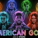 Trailer voor American Gods seizoen 3