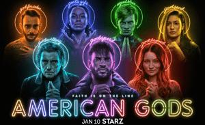 American Gods seizoen 3 trailer