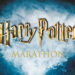 Harry Potter marathon & diner in LAB-1