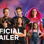Trailer voor Robert Rodriguez' actie-avonturenfilm We Can Be Heroes