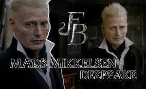 Mads Mikkelsen deepfake