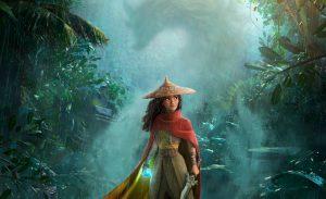 Raya and The Last Dragon Disney Plus