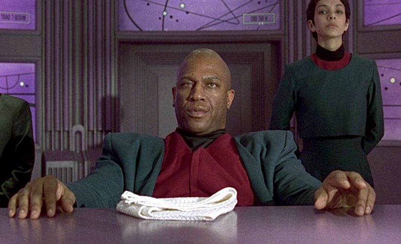 Tom Lister jr. in The Fifth Element