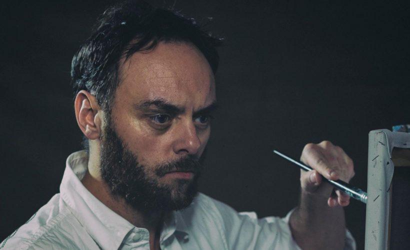 Dirk Gunther Mohr als Vincent van Gogh