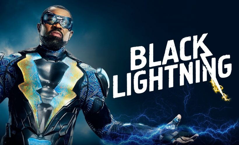 Black Lightning seizoen 4