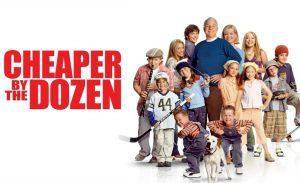 Cheaper By the Dozen remake