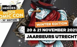 Heroes Dutch Comic Con 2021