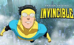 Invincible Prime Video