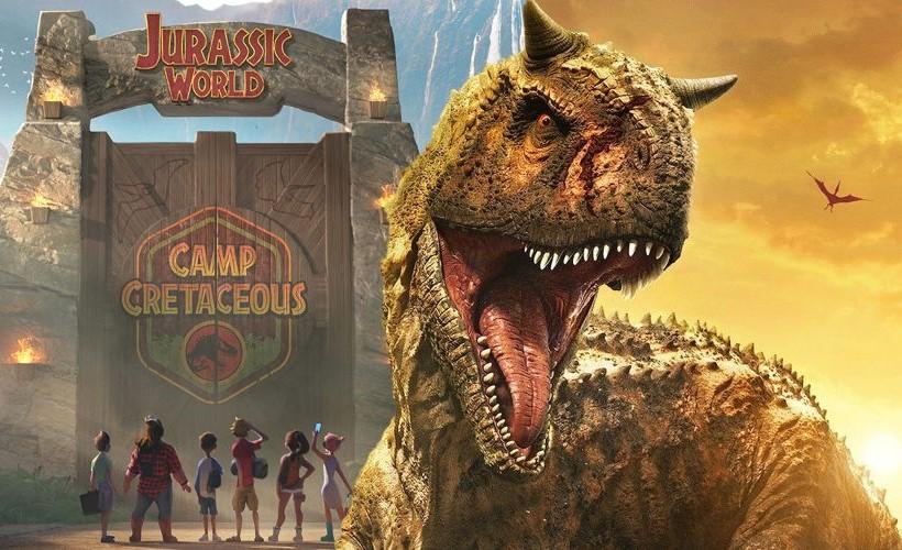 Jurassic World Kamp Krijtastisch seizoen 3