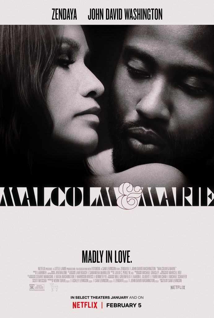 Malcolm & Marie Netflix